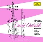 David Oistrakh - Concertos and Encores