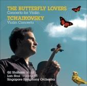 Butterfly Lovers Violin Concerto - Tchaikovsky: Violin Concerto
