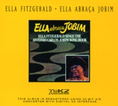 Ella Fitzgerald Sings the Antonio Carlos Jobim Songbook