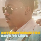 Anthony Hamilton - Best of Me artwork