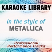Nothing Else Matters (Karaoke Version No Backing Vocal) [In the Style of Metallica]