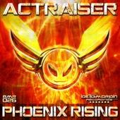 Phoenix Rising - EP cover art