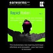 Earworms Learning - Rapid Italian: Volume 1 (Unabridged)  artwork