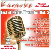 Best Of Peter Alexander Vol.2 - Karaoke