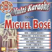 Canta Como: Miguel Bosé