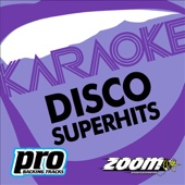 Disco Inferno (Karaoke Version In the Style of 'The Trammps')