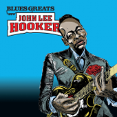 Blues Greats: John Lee Hooker