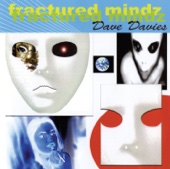 Dave Davies - God In My Brain artwork