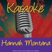 Karaoke - Hannah Montana