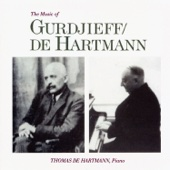 The Music of Gurdjieff de Hartmann
