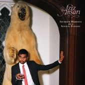 Cover to Aziz Ansari's Intimate Moments for a Sensual Evening