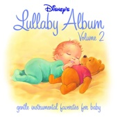 Disney's Lullaby Album, Vol. 2 - Fred Mollin Cover Art