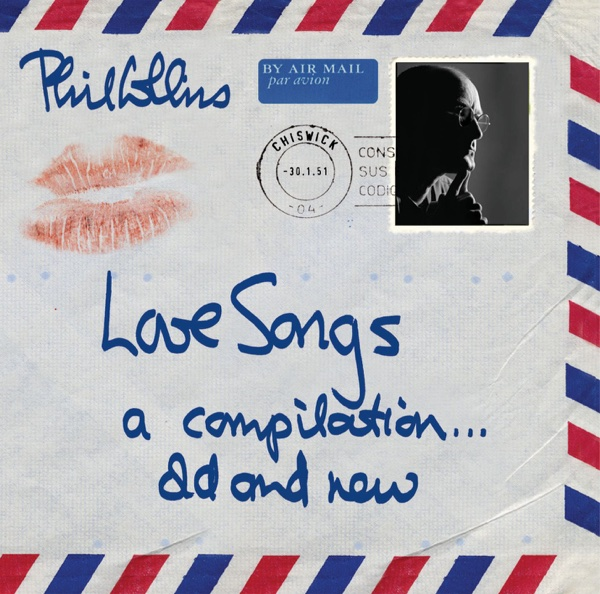 Love Songs Phil Collins CD cover