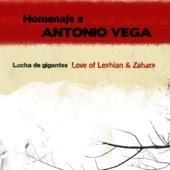Love of Lesbian & Zahara - Lucha de Gigantes portada