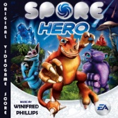 Spore Hero cover art