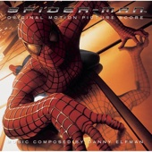 Spider-Man (Original Motion Picture Score) cover art