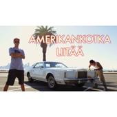 Amerikankotka Liitää (feat. Ruudolf)