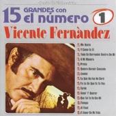 15 Grandes Con el Número Uno: Vicente Fernàndez