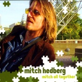 Mitch All Together - Mitch Hedberg Cover Art