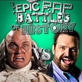 Billy Mays vs Ben Franklin (feat. Nice Peter, Epiclloyd & Colin Sweeney) - Single cover art