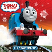 Thomas & Friends - Thomas & Friends: All Star Tracks artwork