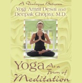 Yoga As a Form of Meditation (Unabridged) [Unabridged Nonfiction]