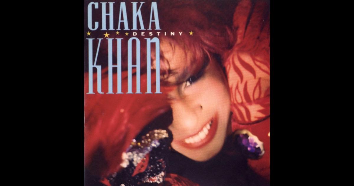 Chaka Khan Destiny