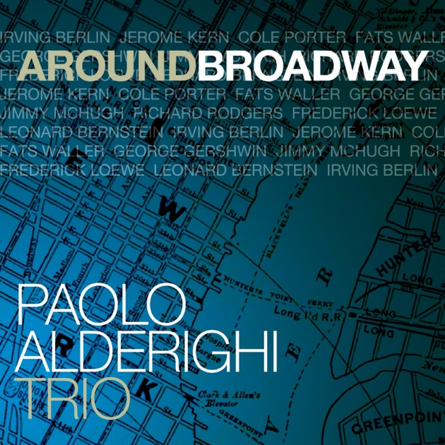 Bewitched, Bothered and Bewildered / I Could Write a Book - Paolo Alderighi Trio