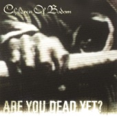 Are You Dead Yet? cover art