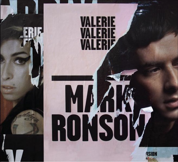 Cover art for Valerie