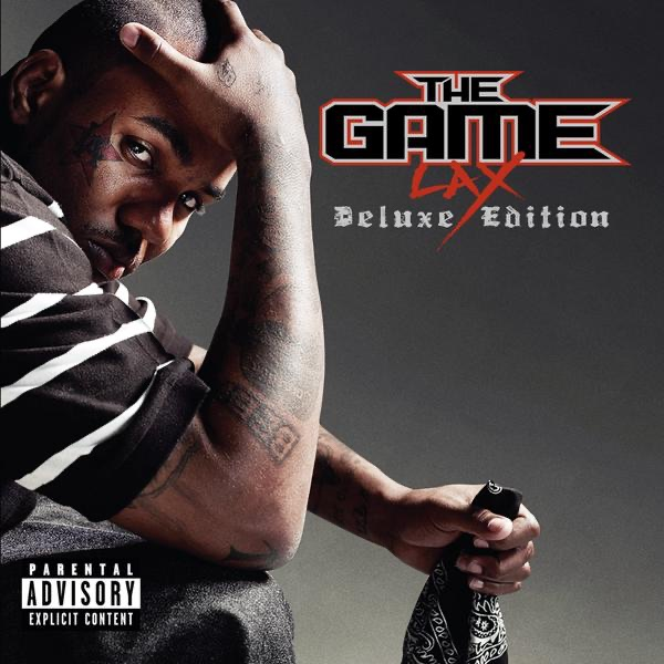 LAX Album Cover by The Game
