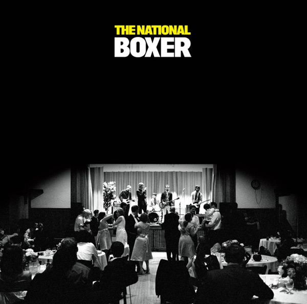 Boxer The National CD cover