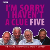 I'm Sorry I Haven't A Clue: Compilation 1 (Volume 5) - EP