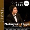 2009 Van Cliburn International Piano Competition: Final Round - Nobuyuki Tsujii ジャケット写真