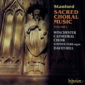 Bible Songs and Six Hymns, Op. 113: IIb. Purest and Highest - David Hill, Winchester Cathedral Choir & Stephen Farr