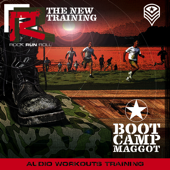 Bootcamp Maggot. Impara a Correre Con Rock Run Roll.