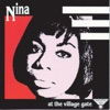 At the Village Gate, Nina Simone
