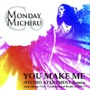 YOU MAKE ME -STUDIO APARTMENT Remix- Single ジャケット写真