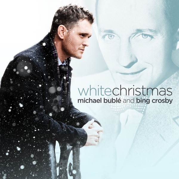 White Christmas - Single Michael Bublé  Bing Crosby CD cover