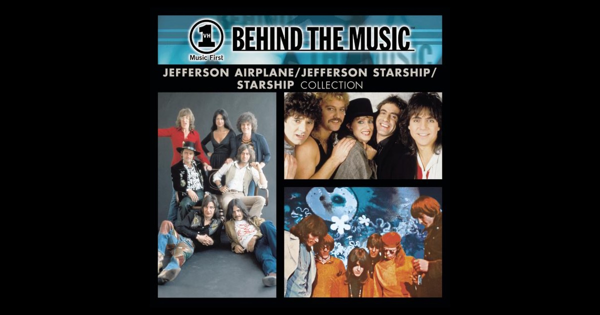 VH1 Music First - Behind the Music: Jefferson Airplane / Jefferson ...