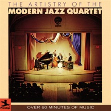 The Artistry of the Modern Jazz Quartet, The Modern Jazz Quartet