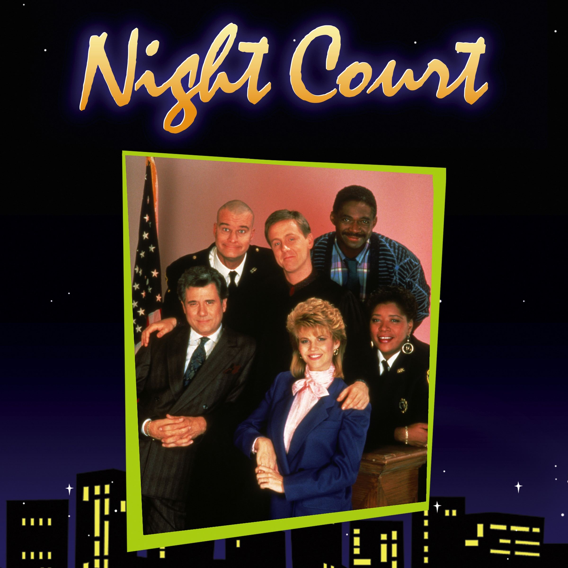 Night Court, Season 4 On ITunes
