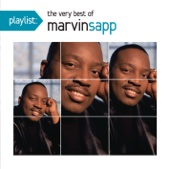 Playlist: The Very Best of Marvin Sapp - Marvin Sapp Cover Art