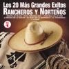 Los 20 Más Grandes Éxitos Rancheros y Norteños, Vol. 1