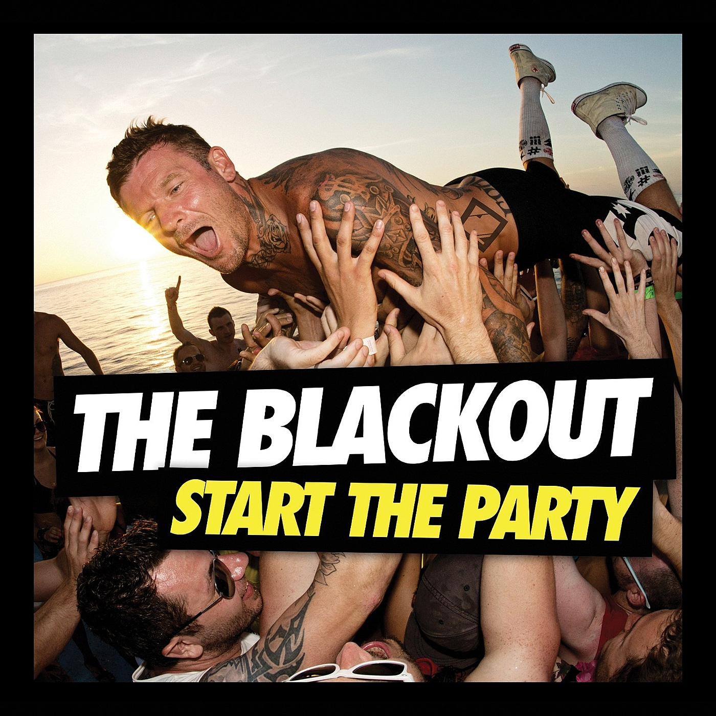 The Blackout - Start the Party (Deluxe Version) (2013)