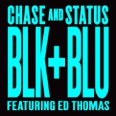 Blk & Blu (Remixes) [feat. Ed Thomas] - Single cover art