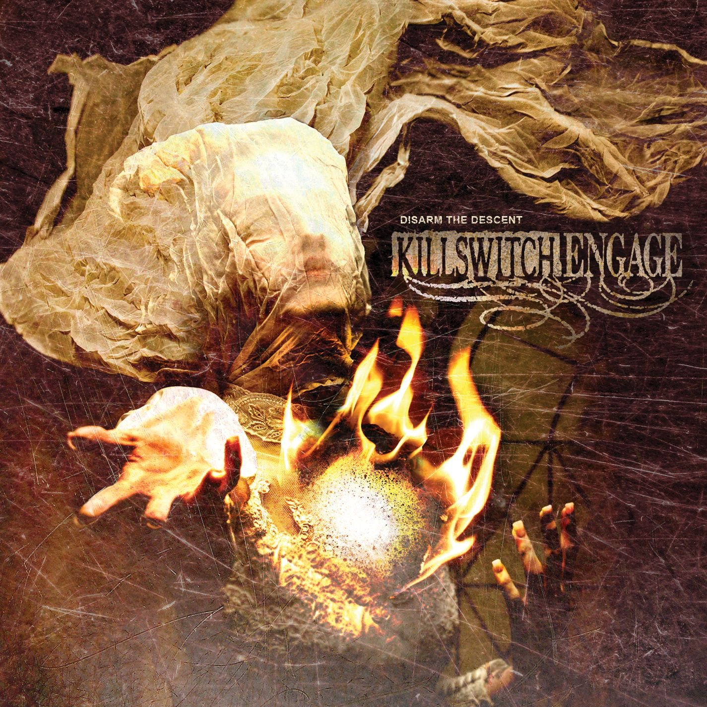 Killswitch Engage - Disarm The Descent (Special Edition) (2013)