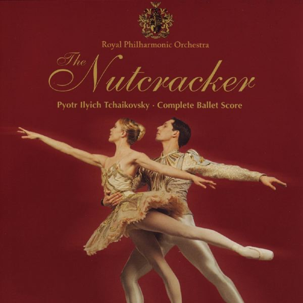 Album or cover tchaikovsky the nutcracker ballet