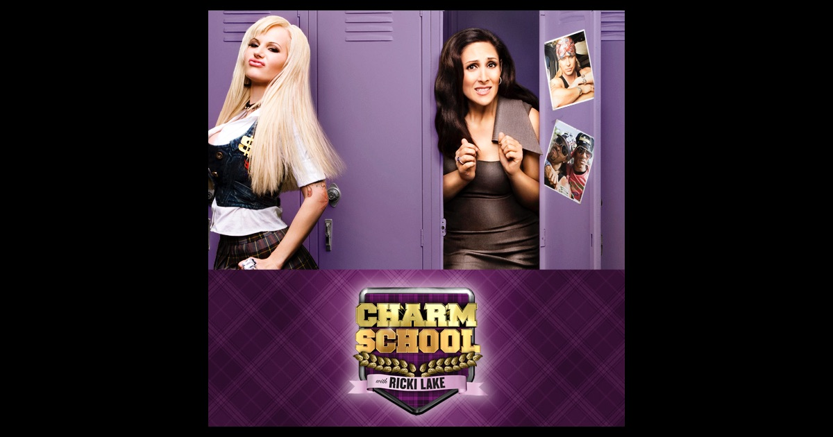 charm school with lake on itunes
