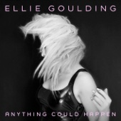 Ellie Goulding - Anything Could Happen artwork
